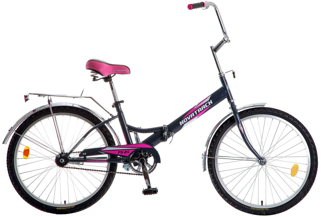 Велосипед складной Novatrack FS, 24. 24FFS1.GR5