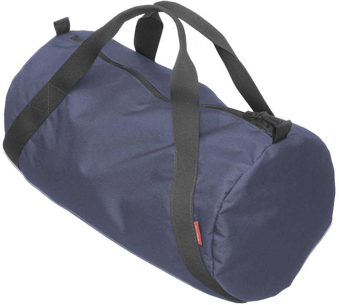 """Сумка Tplus """"Barrel"""", оксфорд 600, цвет: синий, 45 х 25 х 25 см"""