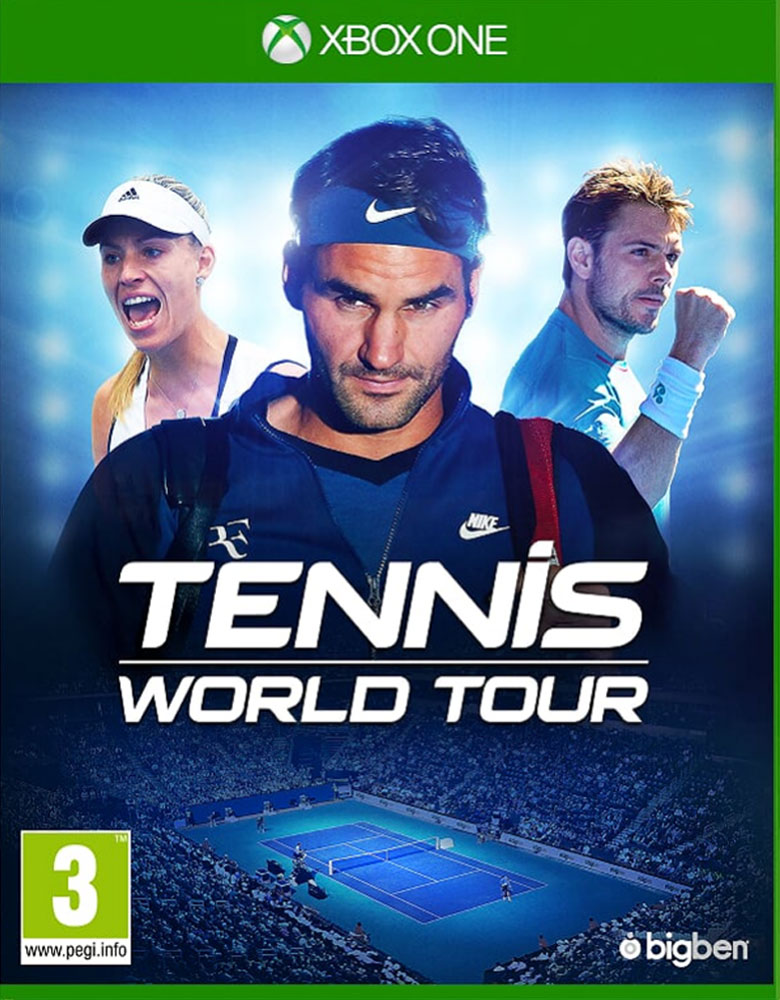 Zakazat.ru Tennis World Tour (Xbox One)