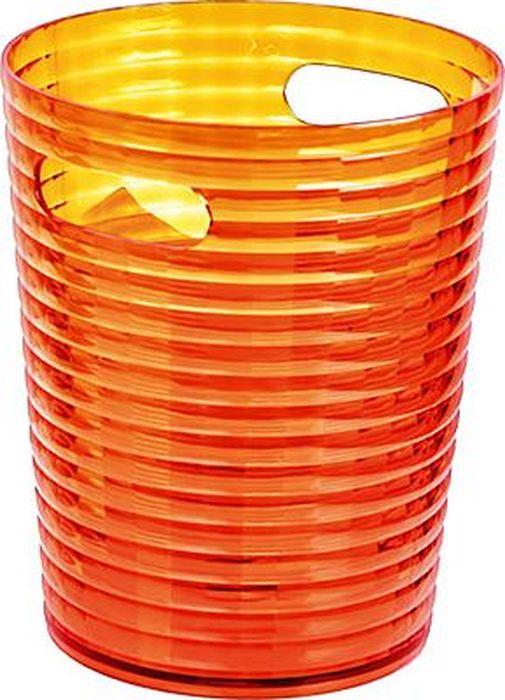 Ведро 6,6 л оранжевое