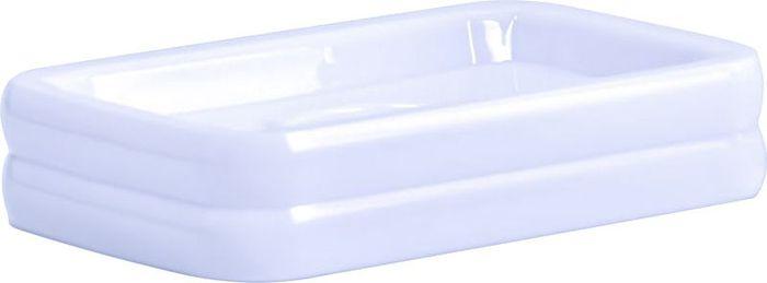 """Мыльница Fixsen """"Glady"""" -  прекрасное, изысканное дополнение любой ванной комнаты. Изготовлена из пластика, имеет красивый дизайн и оригинальный внешний вид."""