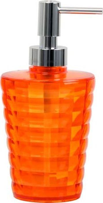 Дозатор для ж/м оранжевый