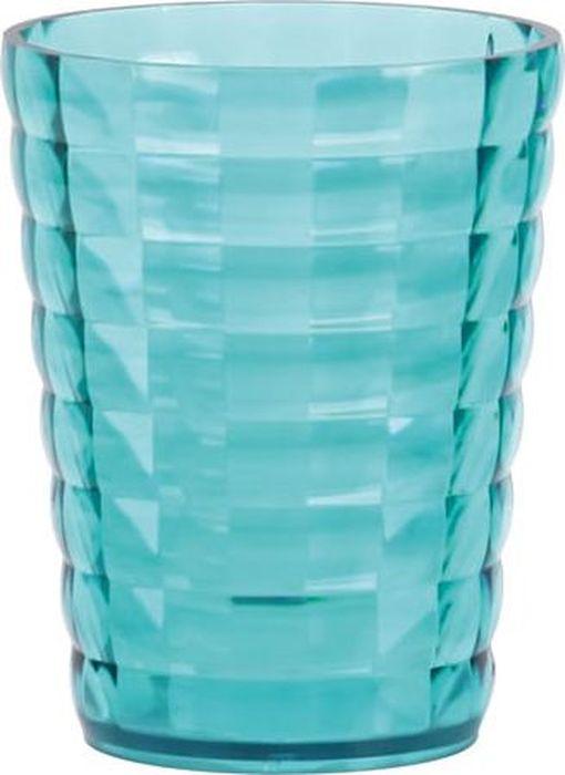 Стакан для ванной комнаты Fixsen Glady, цвет: бирюзовый, 200 мл футболка с полной запечаткой мужская printio блики