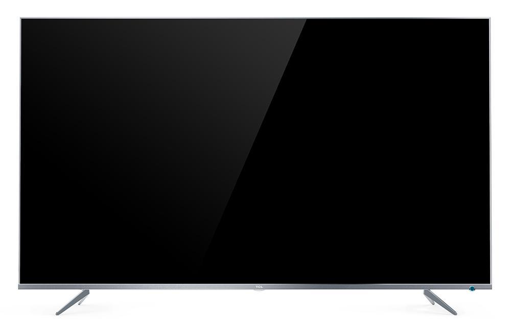 TCL L50P6US, Silver телевизор led телевизор tcl l50p6us black