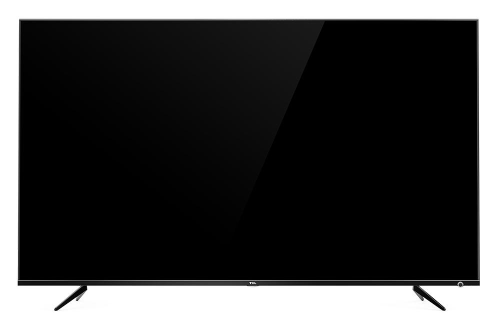 TCL L55P6US, Black телевизорL55P6USНа экране телевизора TCL L55P6US вы всегда будете видеть идеальное изображение формата 4К, внезависимости от качества видеосигнала. За его обработку отвечает высокопроизводительный 64-х битныйпроцессор, автоматически анализирующий и конвертирующий картинку и звук. Загружайте новый контент,смотрите фильмы, слушайте музыку - в наилучшем качестве!Сверхчеткое изображение нового телевизора TCL позволит в динамике рассмотреть ранее недоступныемельчайшие детали, наслаждаясь насыщенностью цветов и контрастностью! Стандарт видеоизображенияпозволяет просматривать фильмы и компьютерную графику в разрешении 4К - 3840x2160.Smart-телевизор TCL откроет для вас новый мир, объединяющий сотни и тысячи телеканалов, интернет- серфинг и вселенные онлайн-игр. Загружайте любимые фильмы, делитесь своими лучшими фотографиями ивидеозаписями в социальных сетях, слушайте музыку и узнавайте интересующие вас новости с помощьюудобных предустановленных приложений.