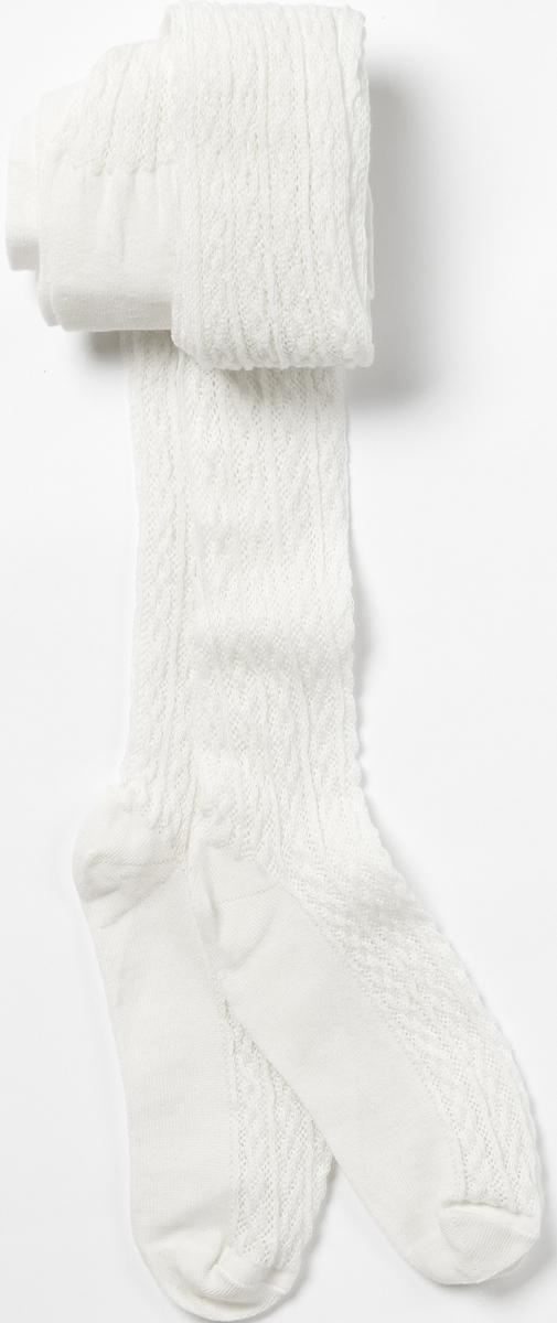 Колготки для девочки ARTIE, цвет: белый. 2d225. Размер 146/152