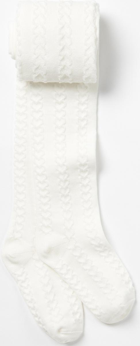 Колготки для девочки ARTIE, цвет: белый. 2d226. Размер 146/152
