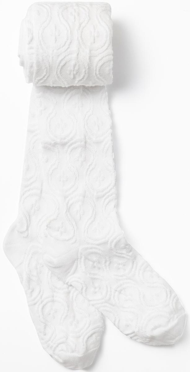 Колготки для девочки ARTIE, цвет: белый. 2d227. Размер 146/152