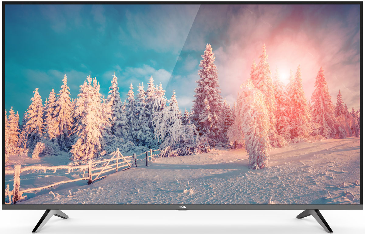TCL L49S6FS, Black телевизор - Телевизоры