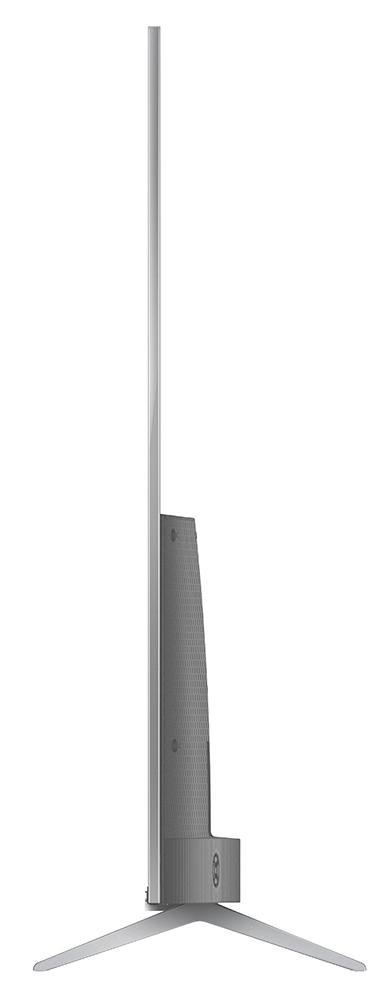 TCL L55P6US, Silverтелевизор TCL