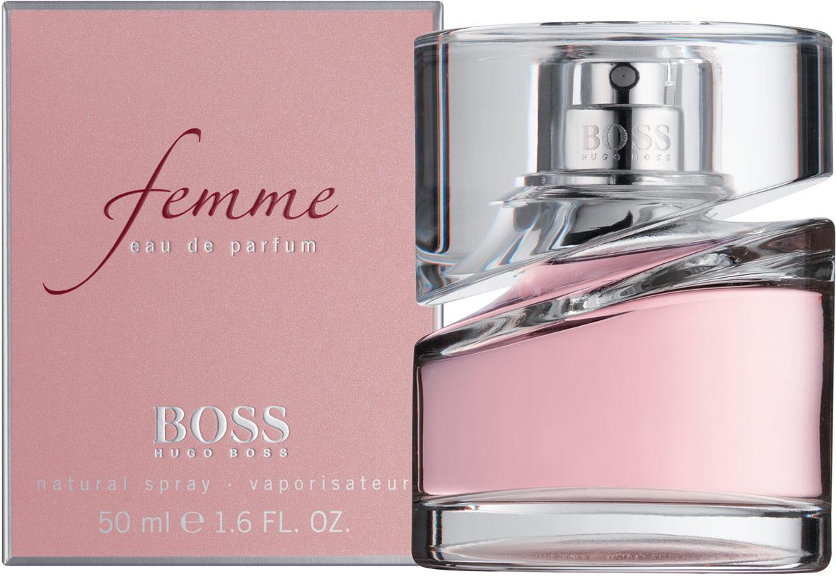 "Hugo Boss Парфюмированная вода ""Femme"", 50 мл"