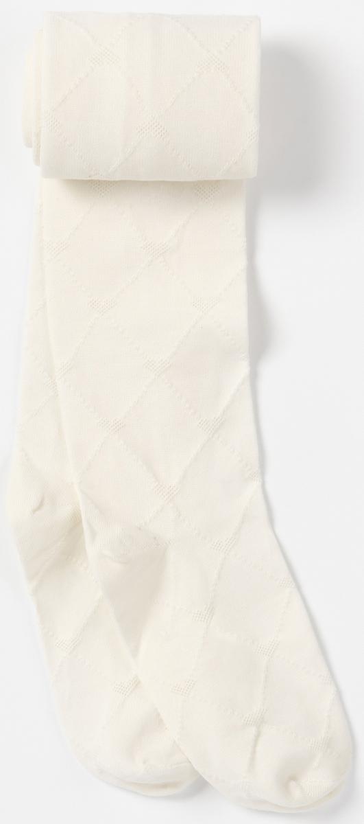 Колготки для девочки ARTIE, цвет: молочный. 2d230. Размер 134/1402d230Колготки для девочки Artie из трикотажа мягкие на ощупь и не раздражают нежную кожу ребенка. Колготки имеют широкую резинку, а усиленные пятка и мысок обеспечивают надежность и долговечность при носке. Колготки оформлены жаккардовым рисунком.