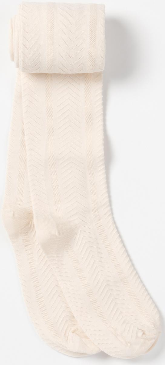 Колготки для девочки ARTIE, цвет: молочный. 2d405. Размер 110/1162d405Колготки для девочки Artie из мягкого трикотажа мягкие на ощупь и не раздражают нежную кожу ребенка. Модель с усиленной пяткой и мыском обеспечивают надежность и долговечность при носке. Колготки с эластичной резинкой на поясе идеально смотрятся на ножке.