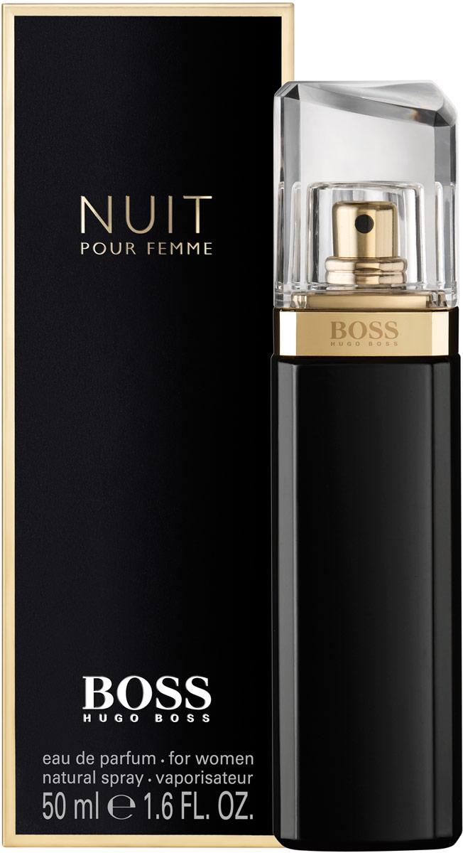 Hugo Boss Парфюмерная вода Boss Nuit Pour Femme, 50 мл