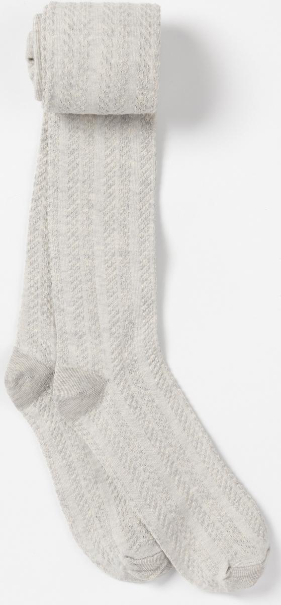 Колготки для девочки ARTIE, цвет: серый. 2d409. Размер 122/128