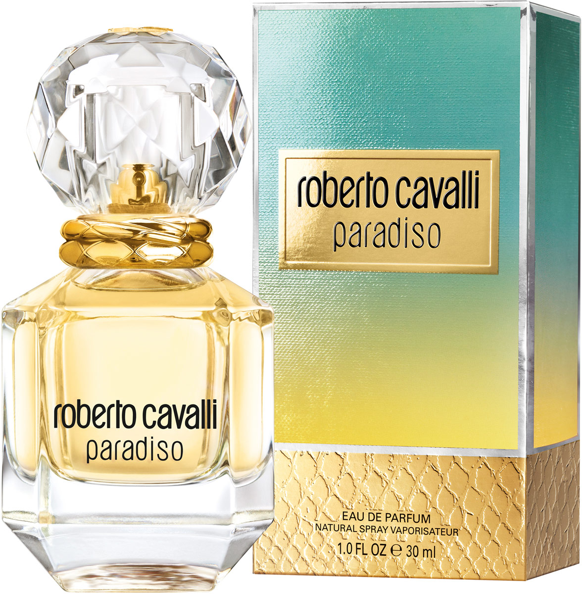 Roberto Cavalli Парфюмерная вода Paradiso, женская, 30 мл