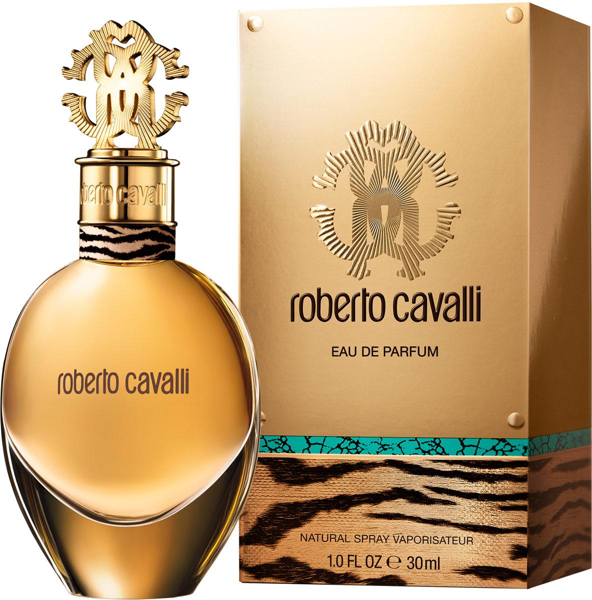 Roberto Cavalli Парфюмерная вода женская, 30 мл