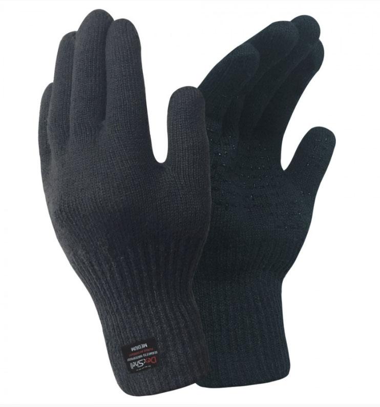 Перчатки водонепроницаемые DexShell Flame Resistant, цвет: черный. DG438. Размер M (20/23)