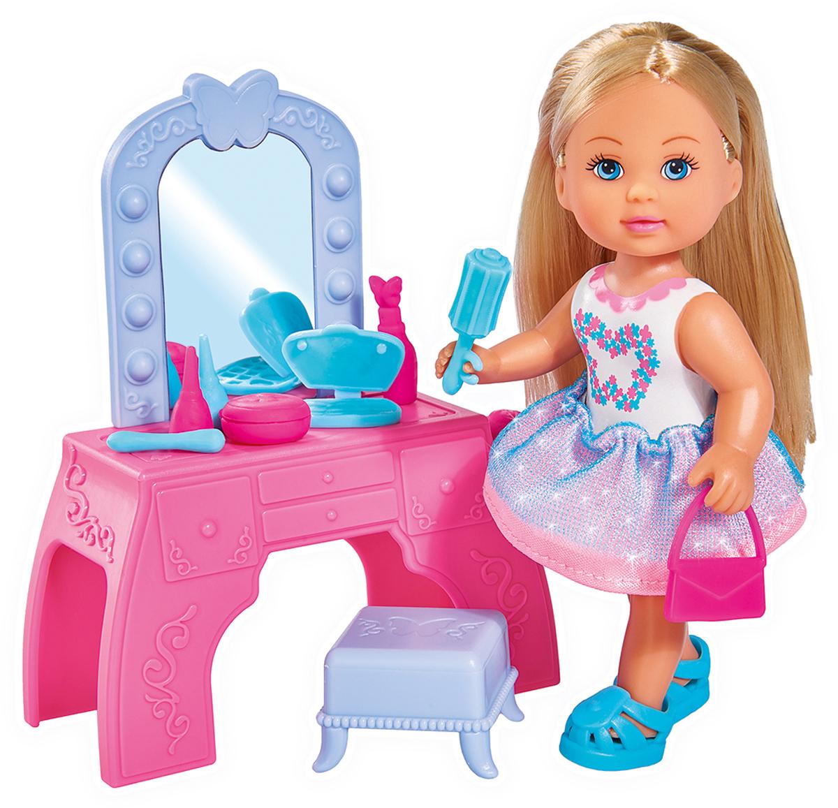 Simba Игровой набор с куклой Еви 9 предметов simba мини кукла еви в летней одежде цвет розовый