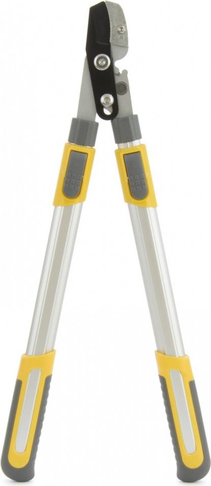 Сучкорез  Palisad , телескопический, с наковальней. 60577 -  Ручной садовый инструмент