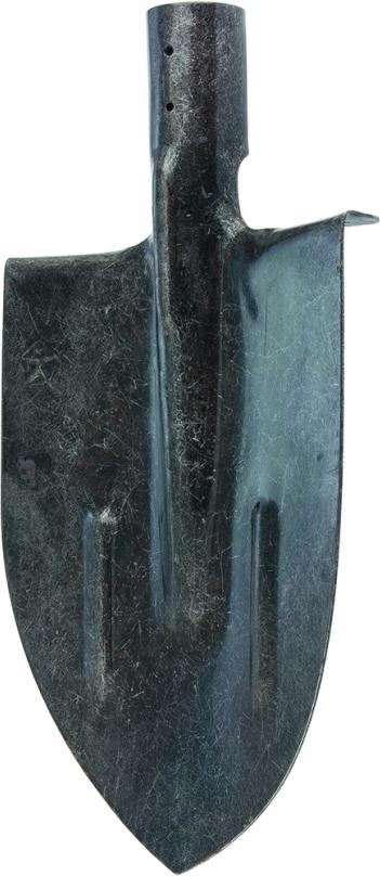 Лопата штыковая Сибртех, рельсовая сталь, без черенка лопата штыковая из рельсовой стали
