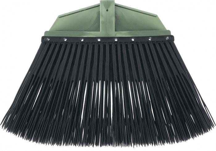 Предназначена для уборки улиц.  Благодаря жестким и прочным волокнам одинаково удобна для любых погодных условий.