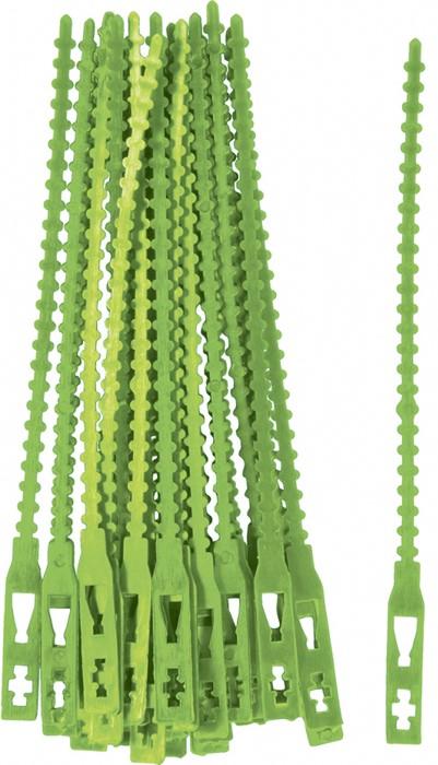 Подвязка для садовых растений Palisad, 17 см, пластик, 50 шт подвязка растений