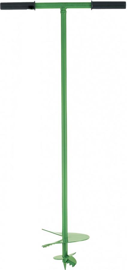 Бур садовый  Сибртех , шнековый, диаметр 25 см -  Ручной садовый инструмент