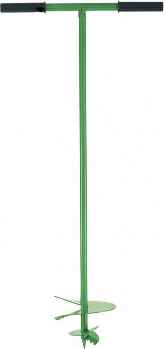 Бур садовый  Сибртех , шнековый D 400 мм -  Ручной садовый инструмент