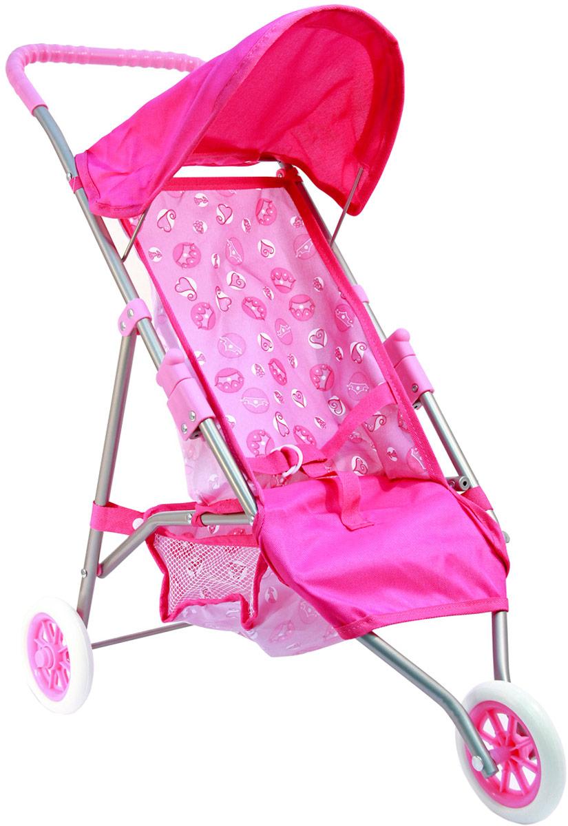 Amico Коляска для кукол 42425 аксессуары для кукол dolu прогулочная коляска для кукол