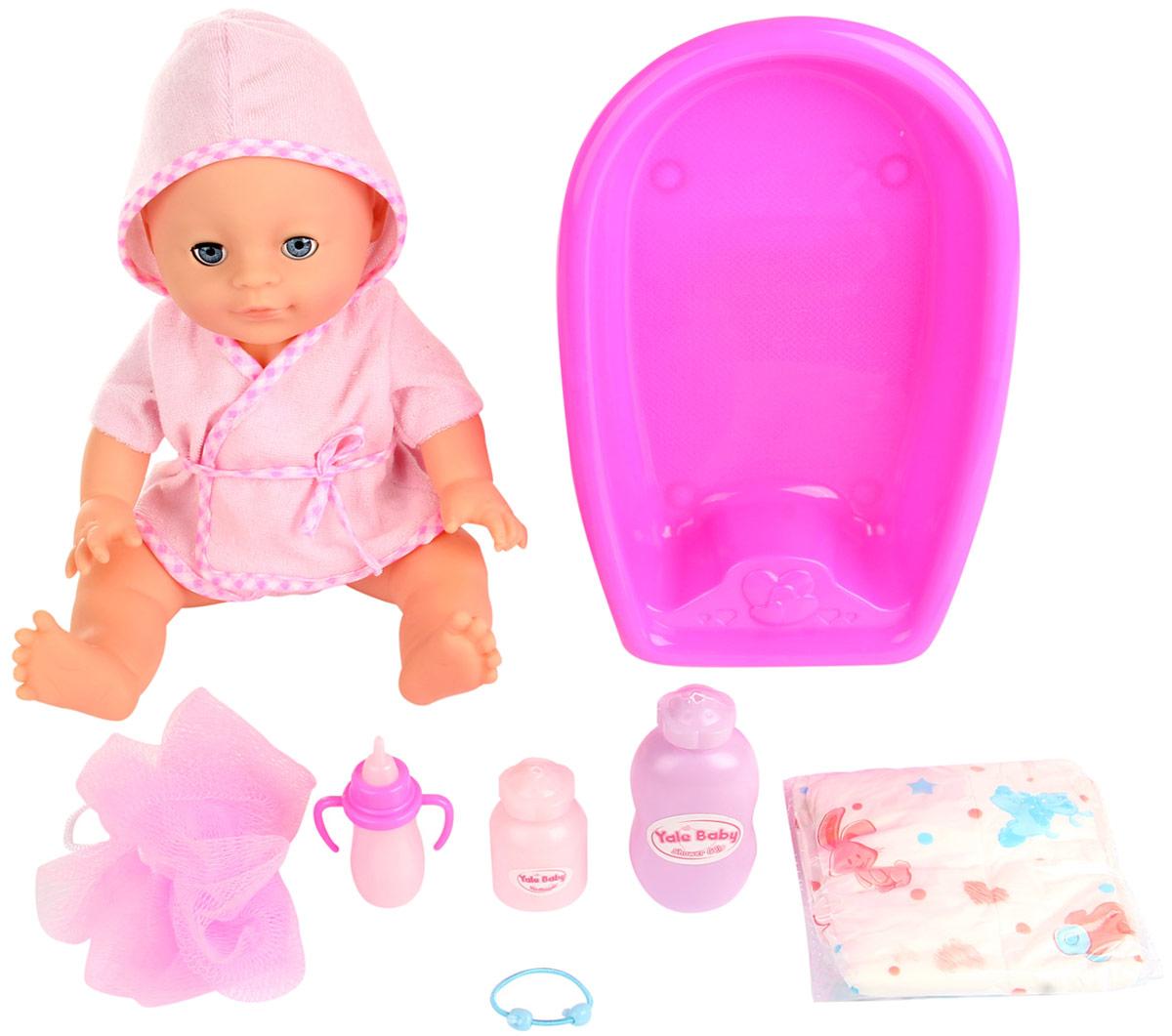 Lisa Jane Пупс с ванной 35 см 59476 lisa jane пупс с ванной цвет голубой 35 см 59479