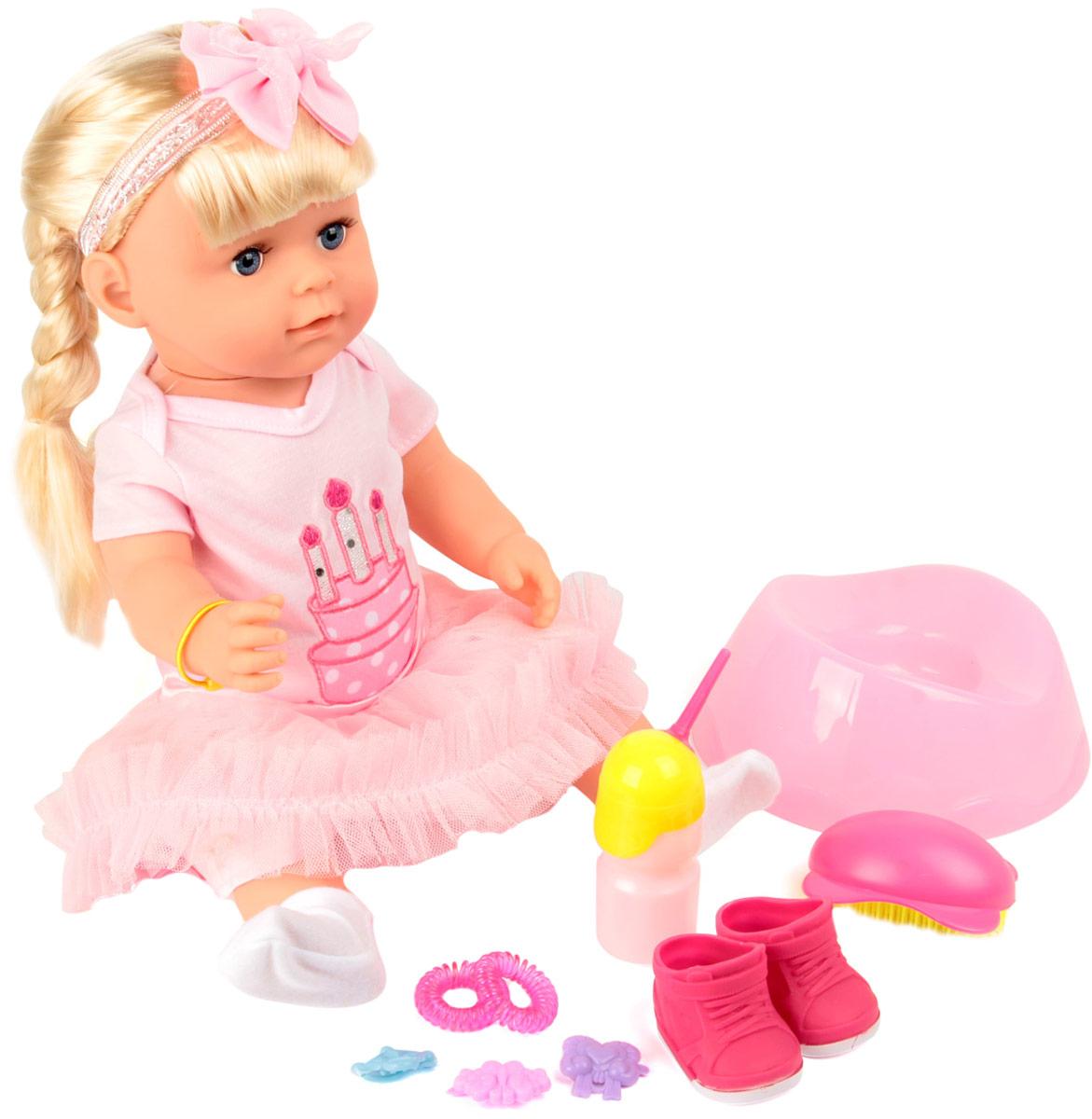 Lisa Jane Кукла Марина 46 см кукла интерактивная lisa jane mami в розовом 40 см