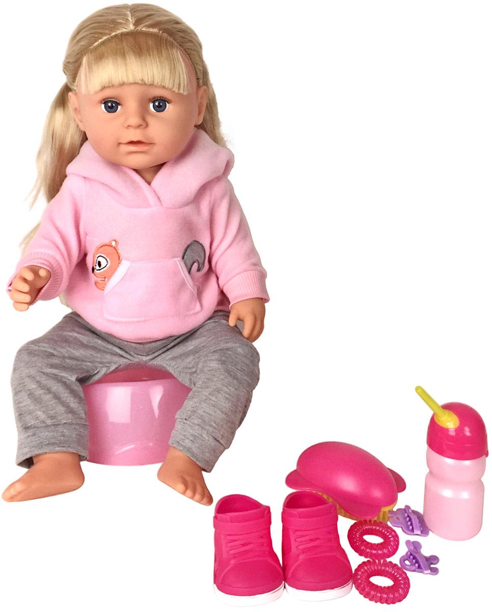 Lisa Jane Кукла Алиса 46 см кукла lisa jane mami интерактивная в голубом 40 см