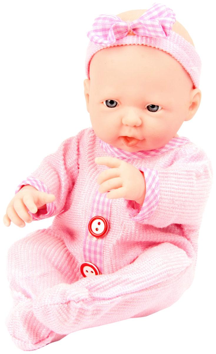 Lisa Jane Пупс Машенька 24 см кукла интерактивная lisa jane mami в розовом 40 см