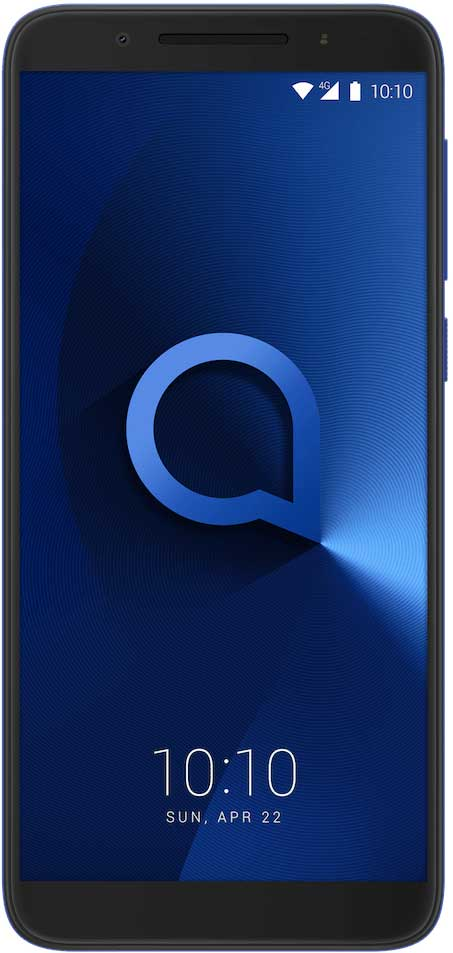 Alcatel 3 5052D Spectrum, Black