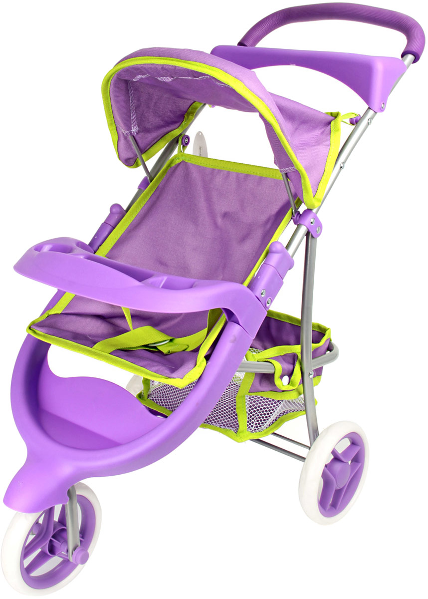 Amico Коляска для кукол 16425 коляска для кукол smoby прогулочная baby nurse