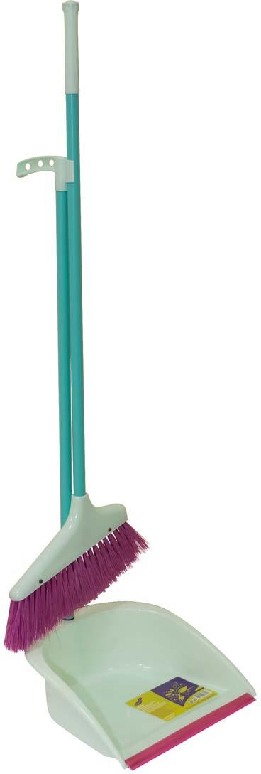 Комплект для уборки Фэйт Бриз, цвет: мятный, 2 предмета. 1.4.02.313 комплект для уборки ecovacs d76