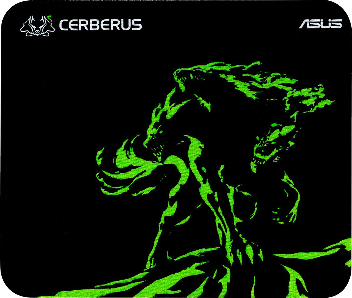 ASUS Cerberus Mini 90YH01C4-BDUA00 игровой коврик для мыши цена и фото