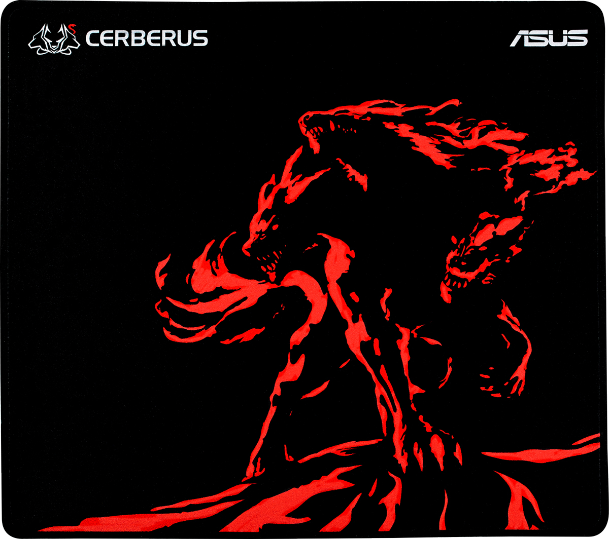 ASUS Cerberus Plus 90YH01C2-BDUA00 игровой коврик для мыши