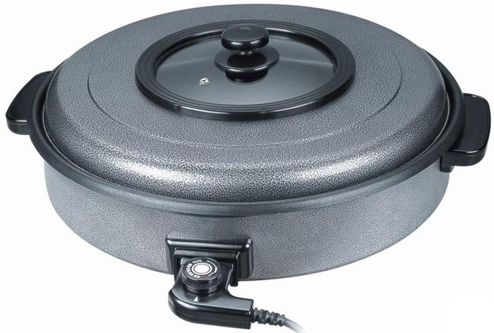 GASTRORAG CPP-55A электросковородаCPP-55AСковорода, электрическая, настольная, с крышкой, алюминий с антипригарным покрытием, диаметр 550 мм, глубина 55 мм.