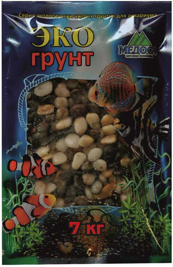 Грунт для аквариума ЭКОгрунт Феодосия, галька, 10-15 см, 7 кг билет киев феодосия украинская жд