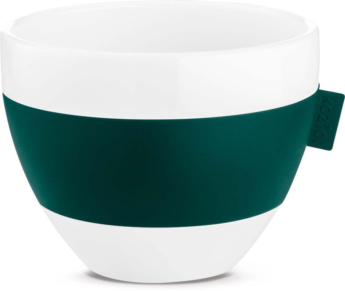 Термокружка Koziol Aroma M, цвет: зеленый, 270 мл
