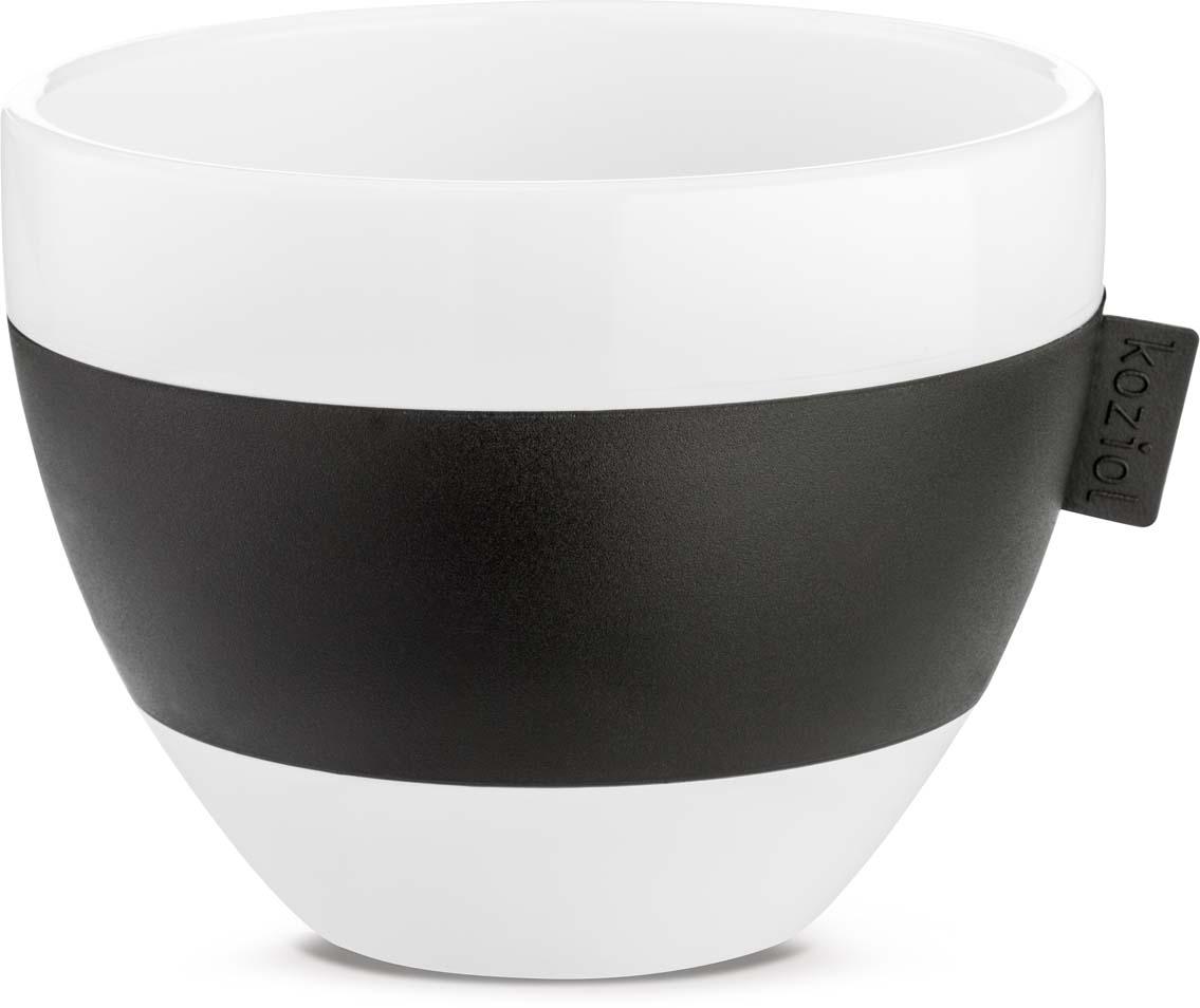 """Чашка с термоэффектом """"Aroma"""" из термопластика сохранит температуру горячего напитка, но при этом её поверхность не нагреется и не будет обжигать ладони.Объем: 270 мл.Можно мыть в посудомоечной машине.Не содержит меламин."""