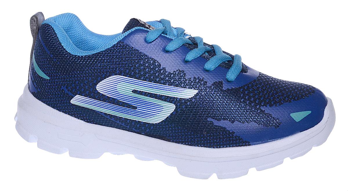 Кроссовки для мальчика GFB, цвет: синий. E65-2. Размер 31