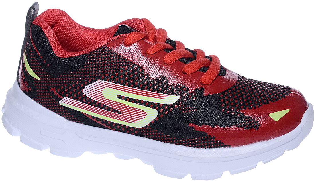 Кроссовки для мальчика GFB, цвет: черный. E65-1. Размер 31