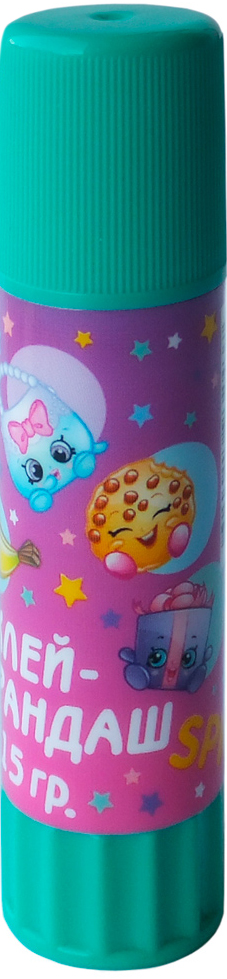 Shopkins Клей-карандаш 15 г secure data collection