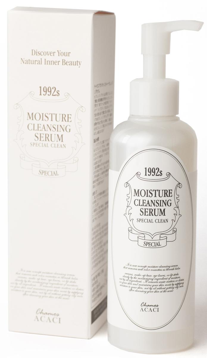 Acaci Средство для очищения кожи и удаления стойкого макияжа, 200 мл360301Мягкое средство бережно и эффективно удаляет яркий макияж, включая тушь. Обеспечивает глубокое увлажнение и питание кожи, предотвращая обезвоживание в течение дня и помогает восстановить липидный слой. Сохраняет кожу мягкой и свежей в течение всего дня. Содержит натуральные растительные экстракты, помогающие очистить кожу от макияжа. Эффективно удаляет поверхностные загрязнения. Интенсивно увлажняет и питает кожу. Не содержит парабенов.Главные ингредиенты:Гидролат кипарисовика туполистного: избавляет от вредных веществ, сглаживает неровности кожи, повышает ее иммунитет и дарит здоровый внешний вид.Экстракт гамамелиса: обеспечивает увлажнение, ревитализирует и защищает кожу от действия свободных радикалов и факторов окружающей среды. Гидролизированный коллаген: восстанавливает эластичность кожи, обеспечивает интенсивное увлажнение и ускоряет клеточное обновление для тонуса кожи.Экстракт центеллы азиатской: смягчает и восстанавливает чувствительную кожу.