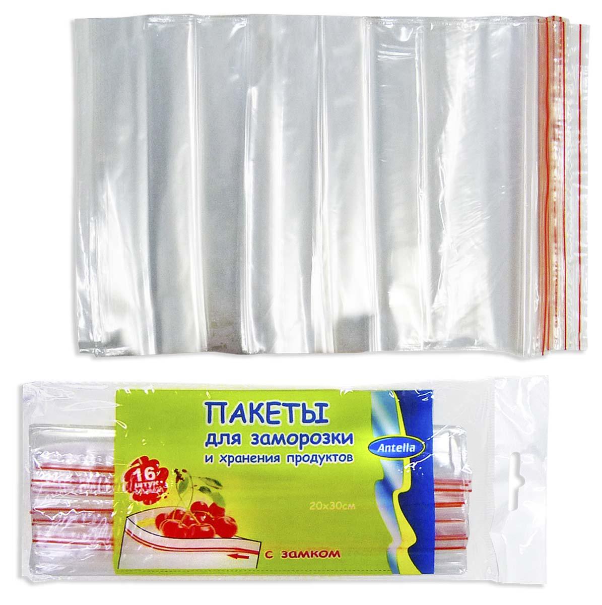 Пакеты предназначены для замораживания и хранения продуктов питания. Пакеты имеют надежный замок, благодаря которому упакованные продукты защищены от попадания посторонних запахов. Просты и удобны в применении.