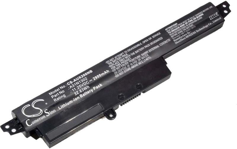 Pitatel BT-1110 аккумулятор для ноутбуков Asus VivoBook X200CA/F200CA jigu laptop battery a31lmh2 a31n1302 for asus vivobook x200ca x200ma x200m x200la f200ca 200ca 11 6 a31lm9h
