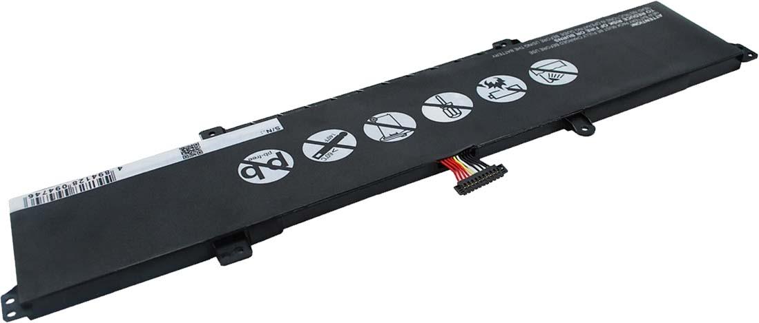 Pitatel BT-1117 аккумулятор для ноутбуков Asus Vivobook S301LA S301LP аккумулятор для пылесосов pitatel vcb 016 dys22 2b 15l